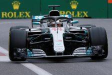 Lewis Hamilton Wins Azerbaijan Grand Prix….!