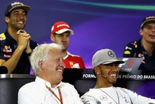 """Lewis Hamilton Leads Tributes To Much Loved Formula 1 Race Director And """"Drivers' Man"""" Charlie Whiting"""