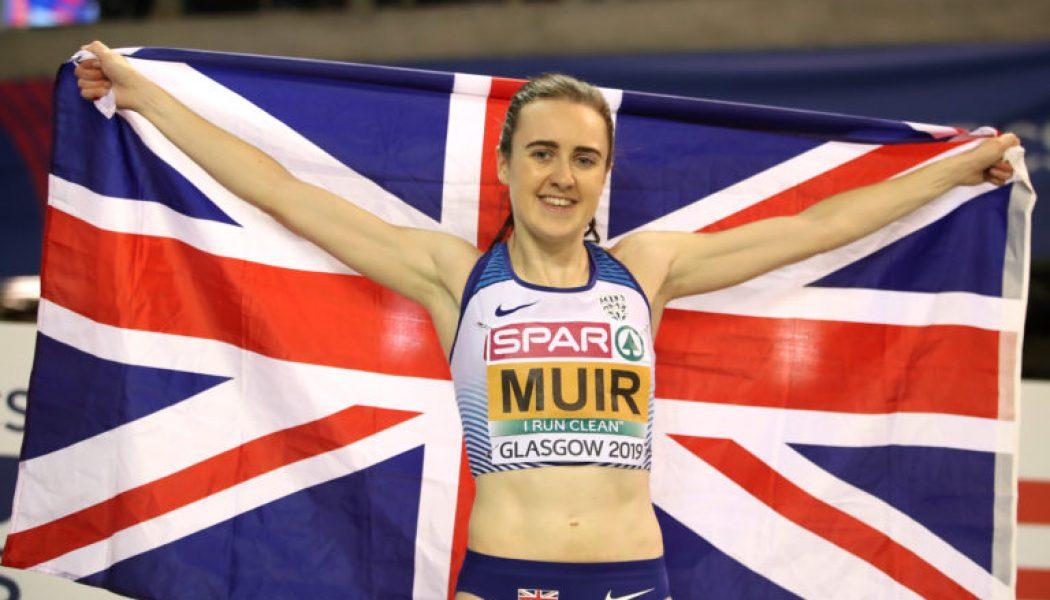 Laura Muir Speaks Happily Of Her 3,000m Win In Glasgow 2019!