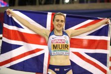 Laura Muir Speaks Happily Of Her 3,000m Win In Glasgow 2019!