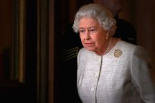 Queen Elizabeth Sends A Message Of Condolence To The People Of New Zealand After The Tragic Terror Attacks