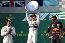 Valtteri Bottas Wins The Australian Grand Prix