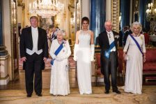 Another Chance To Look At When President Trump & First Lady Melania Trump Visited The UK For A State Visit & D-Day Commemorations