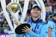 England Men's Cricket Team Triumph At The ICC Cricket World Cup