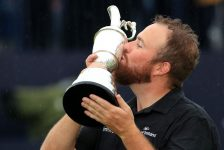 Shane Lowry Wins The 148th Open At Royal Portrush