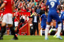 """Frank Lampard Says """"I Believe In The Squad"""" After First Match For Chelsea Against Manchester United"""