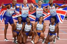 Highlights From The Spectacular IAAF World Athletics Championships In Doha