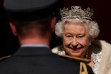 The Queen's Speech At The State Opening Of Parliament Of 2019