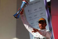 Lewis Hamilton Wins His Sixth World Title At The US Grand Prix (Plus, We Take A Look At Some Other Superb Recent Races From Around The World…!)