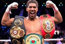 Another Chance To See When Anthony Joshua Triumphed Against Andy Ruiz Jr In Saudi Arabia…!