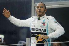 Lewis Hamilton Triumphs In Abu Dhabi….!