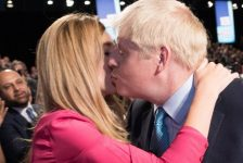 Congratulations To Boris Johnson And Carrie Symonds On Their Happy News….!