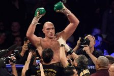 Tyson Fury Triumphs Over Deontay Wilder In Las Vegas On 22nd February 2020…!