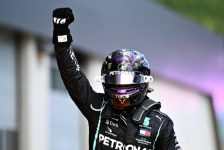 Lewis Hamilton Wins The Styrian Grand Prix On 12th July 2020