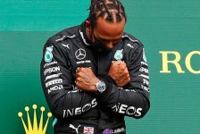 Lewis Hamilton Triumphs At The Belgian Grand Prix 2020…!