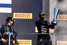 Lewis Hamilton Triumphs At The Tuscan Grand Prix 2020