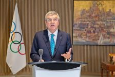 International Olympic Committee President Thomas Bach Is Awarded The Prestigious Seoul Peace Prize