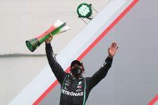 Lewis Hamilton Has Triumphed At The Portuguese Grand Prix 2020, Securing His Place In The History Books…!