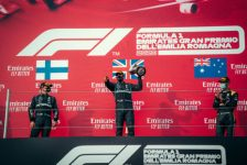 Lewis Hamilton Triumphs At The Imola Grand Prix 2020 As Mercedes Win Their Seventh Consecutive Constructors' Title…!
