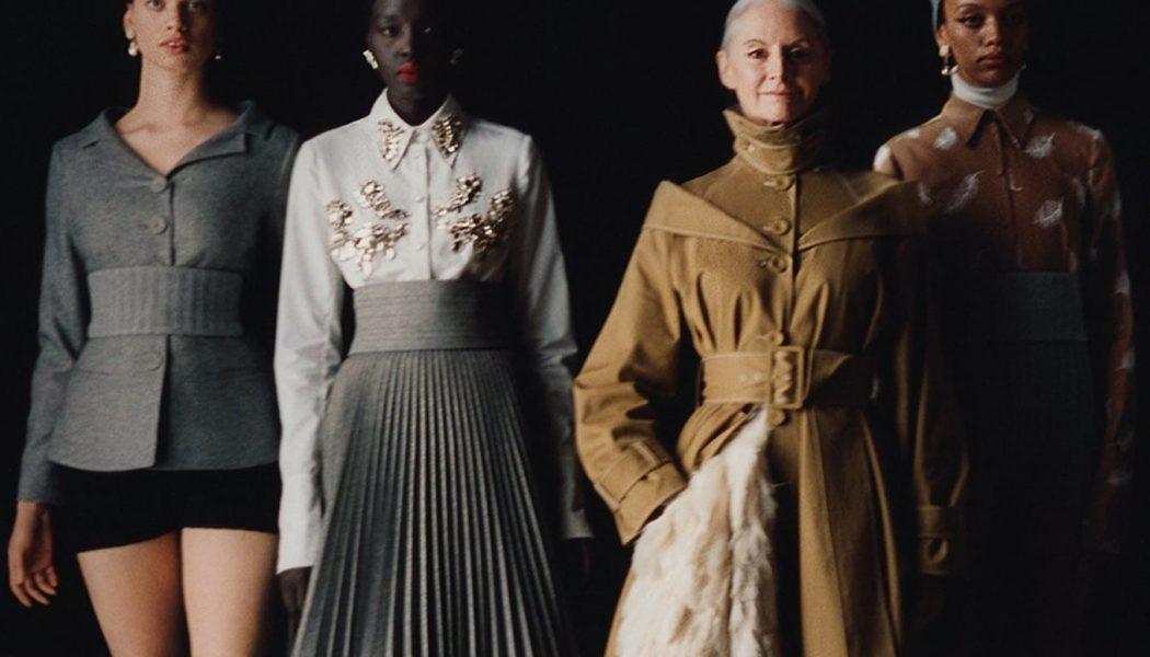 London Fashion Week – Erdem AW 21