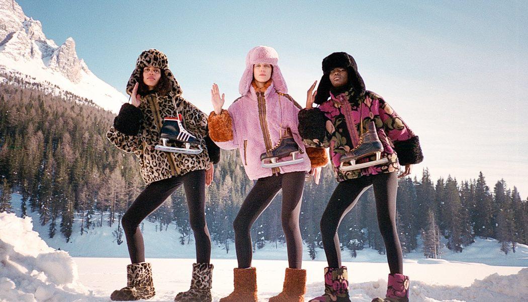 """Milan Fashion Week – """"OOF Winter Games"""" AW 21"""