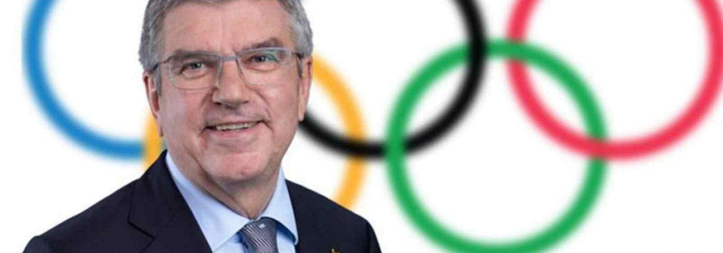 IOC President Thomas Bach Hails New Era For Olympic Education