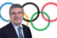 IOC President Thomas Bach Has Been Re-elected As President For A Second Term