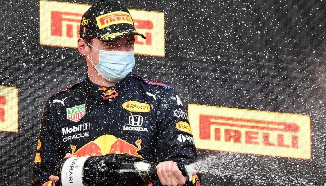 Another Chance To See When Max Verstappen Won The Imola Grand Prix, Emilia Romagna 2021