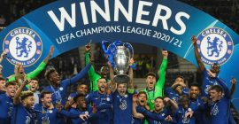 Another Chance To Look At Chelsea's Triumph In The UEFA Champions League 2021…!
