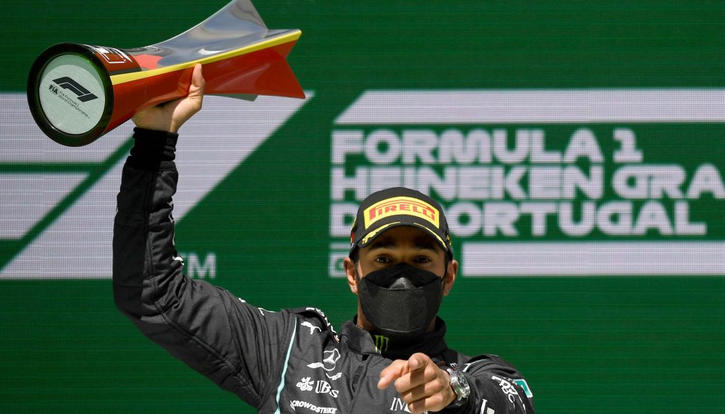 Lewis Hamilton Triumphs At The Portuguese Grand Prix 2021 Making It His 67th Career Victory…!