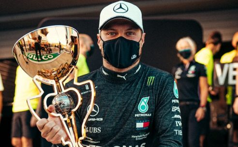 Another Chance To Look At When Valtteri Bottas Won The Russian Grand Prix 2020…!