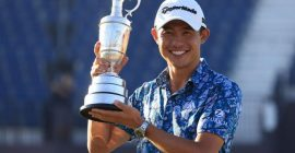 The 149th Open, Royal St George's Golf Club 2021