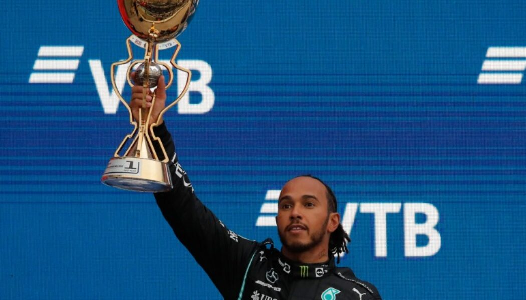 Lewis Hamilton Wins His 100th Race At The Russian Grand Prix…!